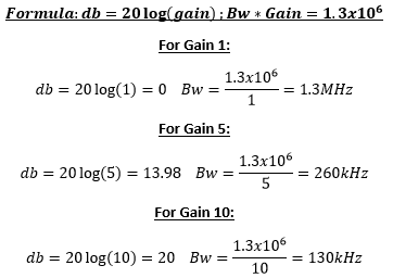 Calculation voltage and power gain and loss sengpielaudio.