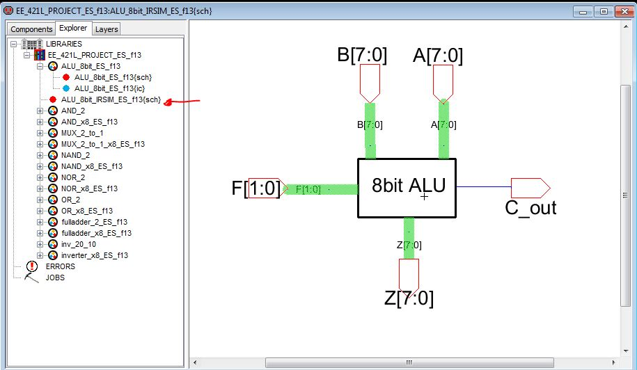 lab rh cmosedu com 8 bit alu design project 8-bit alu logic diagram