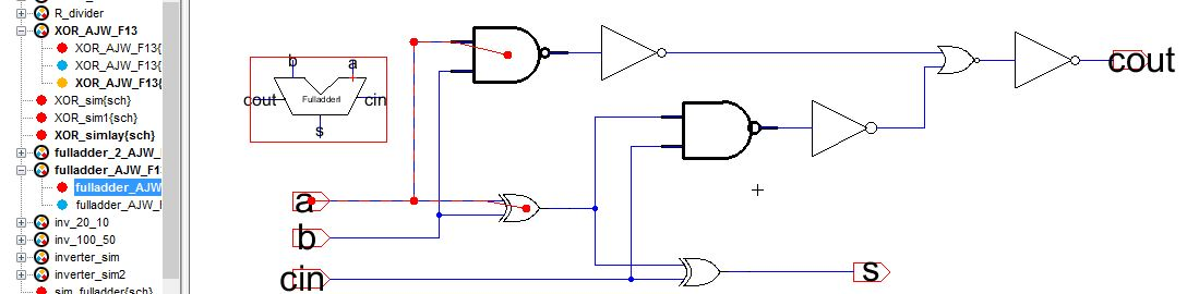 Lab6 - Designing NAND, NOR, and XOR gates for use to design ... Xor Schematic Diagram on abs schematic diagram, inverter schematic diagram, nmos schematic diagram, eq schematic diagram, 6004 schematic circuit diagram, pipeline schematic diagram, adc schematic diagram, intersection schematic diagram, switch schematic diagram,